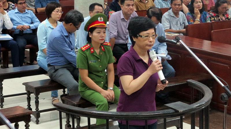 Cựu đại biểu quốc hội CSVN ra tòa vì lừa đảo 16 triệu Mỹ kim