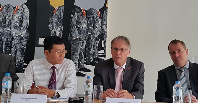 Phó đại sứ Đức bị kiểm duyệt trên báo Việt Nam vì nhắc vụ bắt cóc Trịnh Xuân Thanh