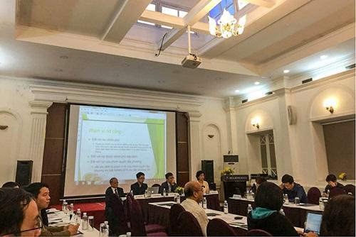 Chuyên gia Oxfam đề nghị Việt Nam theo thông lệ quốc tế khi tính nợ công