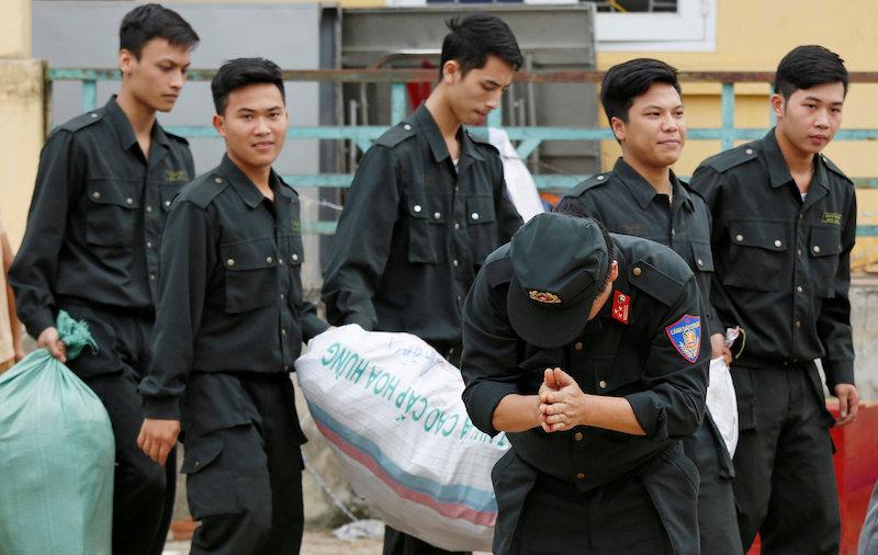 6 quan chức xã Đồng Tâm bị kỷ luật vì 'mất sức chiến đấu'