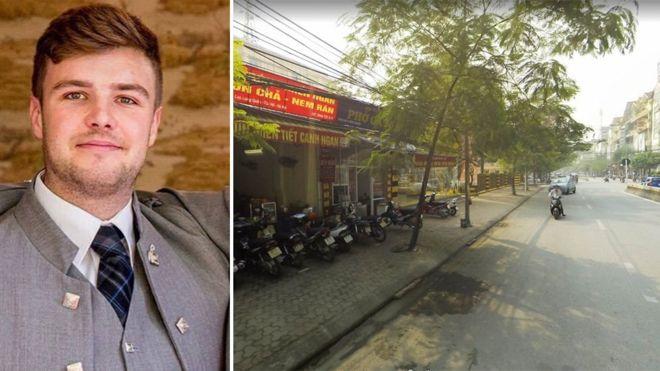 Tìm thấy thanh niên Scotland nghi bị taxi Hà Nội bắt cóc