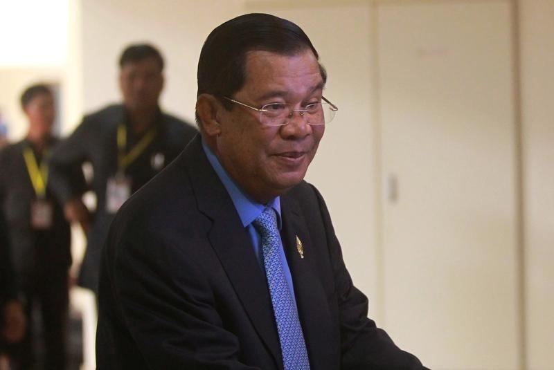 Thủ tướng Hun Sen tuyên bố áp lực từ Hoa Kỳ không ảnh hưởng gì đến Cambodia