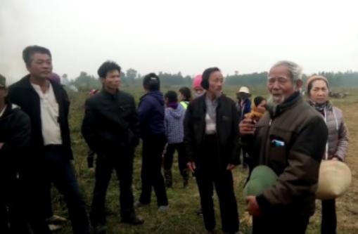 Công an Hà Nội kêu gọi người dân xã Đồng Tâm đầu thú