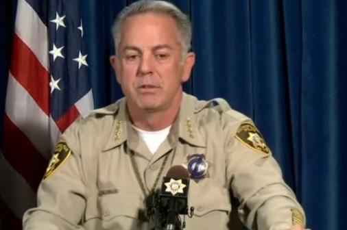 Cảnh sát Las Vegas:  không có khoảng cách 6 phút giữa lúc hung thủ bắn nhân viên bảo vệ và bắn xuống đám đông