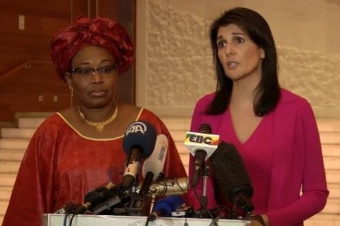 Trump cử đại sứ Nikki Haley sang Phi Châu để khẳng định cam kết của Hoa Kỳ