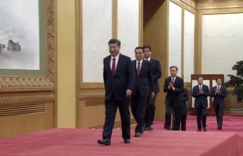 Trung Cộng công bố danh sách lãnh đạo mới, Tập Cận Bình tiếp tục thống trị quyền lực