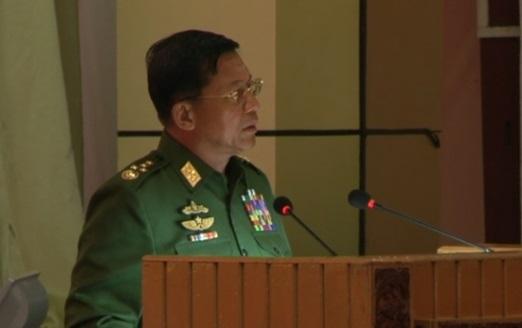 Tướng quân đội Myanmar qui trách nhiệm cho thực dân Anh về cuộc khủng hoảng Rohingya