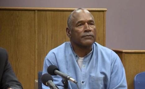 O.J. Simpson ra khỏi nhà tù