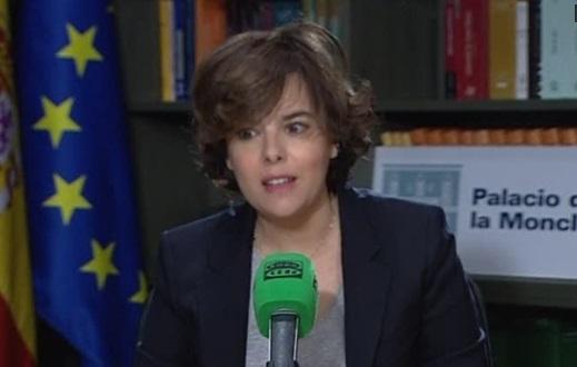 Người đứng đầu Catalan sẽ mất mọi quyền lực nếu Tây Ban Nha cai trị trực tiếp