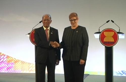 Philippines và Úc đồng ý hợp tác chống phiến quân Hồi Giáo