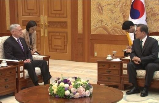 Tổng thống Nam Hàn hối thúc Hoa Kỳ giao quyền kiểm soát quân đội