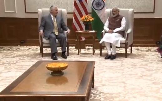 Hoa Kỳ giúp Ấn Độ cân bằng sức mạnh của Trung Cộng theo chiến lược Á Châu mới