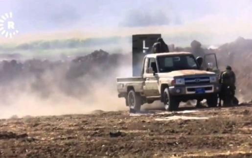 Quân đội Iraq chiếm toàn bộ tỉnh Kirkuk sau trận giao tranh với người Kurd