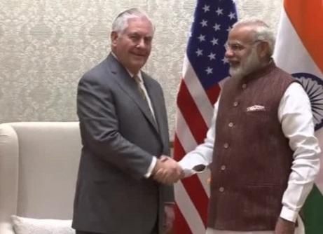 Hoa Kỳ liên kết với Ấn Độ đối đầu với sáng kiến Một Vành Đai, Một Con Đường