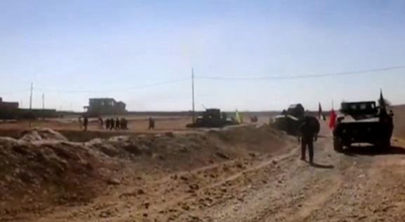 Quân đội Iraq tái chiếm thị trấn Hawija