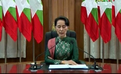 Bà Aung Suu Kyi thành lập uỷ ban tái định cư người tị nạn Rohingya tại tiểu bang Rakhine