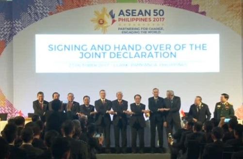 Trung Cộng đề nghị Asean tập trận hải quân chung