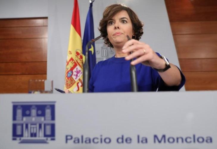 Phó Thủ Tướng Tây Ban Nha được chỉ định trực tiếp cai quản Catalonia