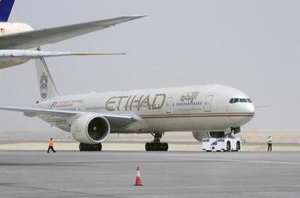 Phi cơ của hãng Etihad đáp khẩn cấp xuống phi trường Adelaide, Úc