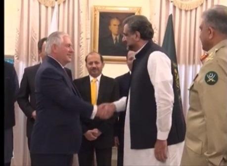Ngoại trưởng Hoa Kỳ công du Pakistan