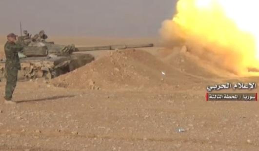 Nga cáo buộc Mỹ giả vờ chiến đấu chống ISIS tại Syria và Iraq