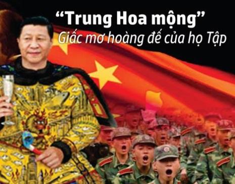Hoàng đế Tập Cận Bình! (Trung Điền)