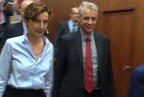 Cựu bộ trưởng văn hóa Pháp được bầu làm giám đốc UNESCO