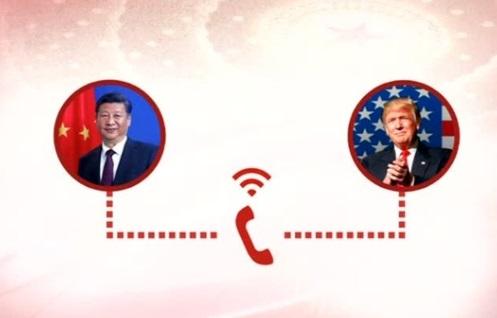 Tổng thống Trump chúc mừng chủ tịch Tập Cận Bình sau đại hội đảng