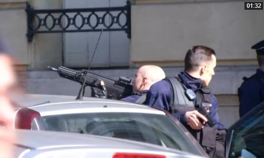 Cảnh sát Hy Lạp bắt giữ nghi can gửi bom thư tới các viên chức Liên Âu