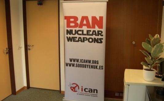 Chiến Dịch Xóa Bỏ Vũ Khí Nguyên Tử Quốc Tế (ICAN) được trao giải Nobel Hòa Bình 2017