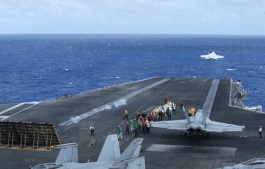 Hoa Kỳ và Nam Hàn chuẩn bị tổ chức tập trận hải quân
