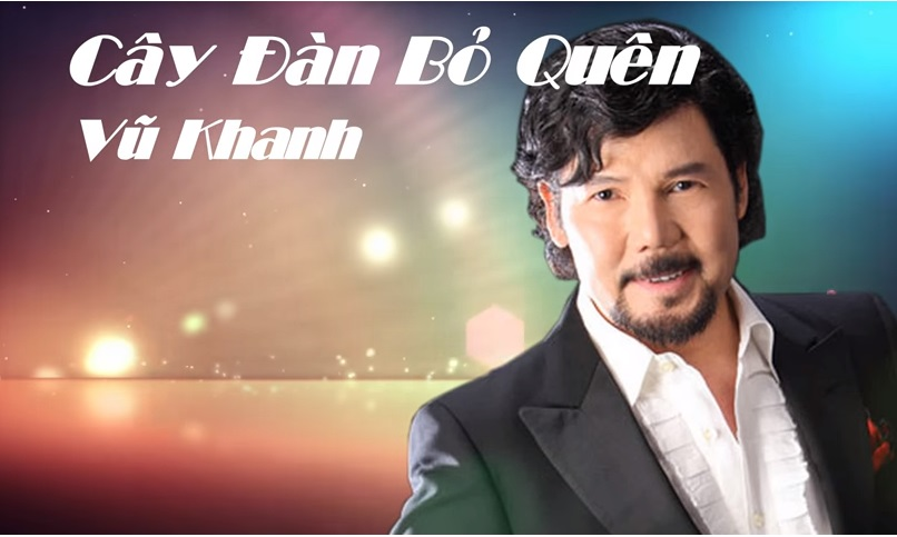 Ca sĩ Vũ Khanh
