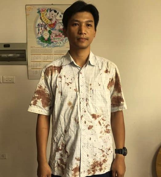Người tập Pháp Luân Công ở Bắc Ninh bị hành hung thô bạo