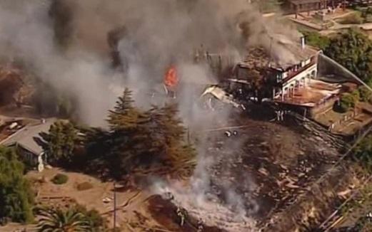 Nhân viên cứu hỏa bắt đầu giành ưu thế trong các vụ cháy rừng Bắc California