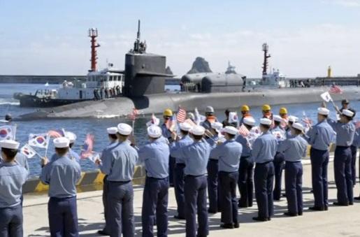 Hải quân Hoa Kỳ và Nam Hàn diễn tập quân sự đối phó với mối đe doạ Bắc Hàn