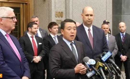 Công tố viên liên bang cam đoan kẻ đánh bom New York sẽ bị công lý trừng phạt