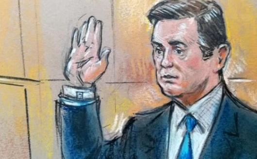 Paul Manafort và Rick Gates không nhận tội trước tòa án liên bang