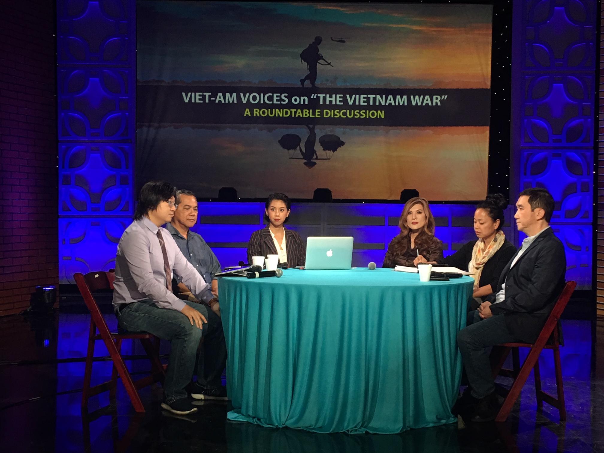 Hội luận bằng tiếng Anh về bộ phim The Vietnam War: thế hệ Mỹ gốc Việt 1.5 và 2.0 vào cuộc