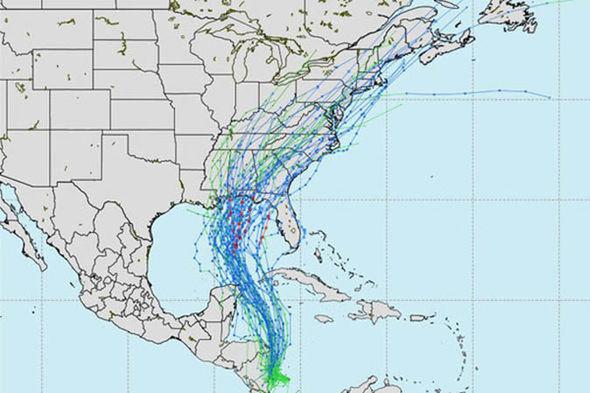 Tiểu bang Louisiana chuẩn bị trước cơn bão nhiệt đới Nate