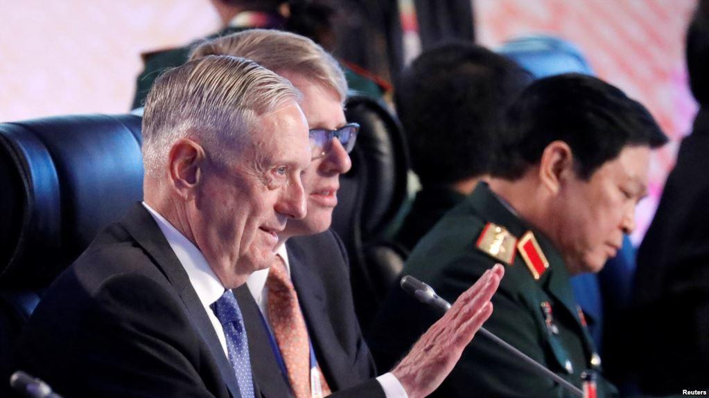 Mỹ-Việt tăng cường an ninh hàng hải