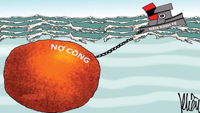 Mỗi người Việt Nam gánh 30 triệu đồng nợ công