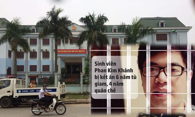 Văn Bút Hoa Kỳ phản ứng với án tù Phan Kim Khánh: 'viết blog không phải là tội ác'