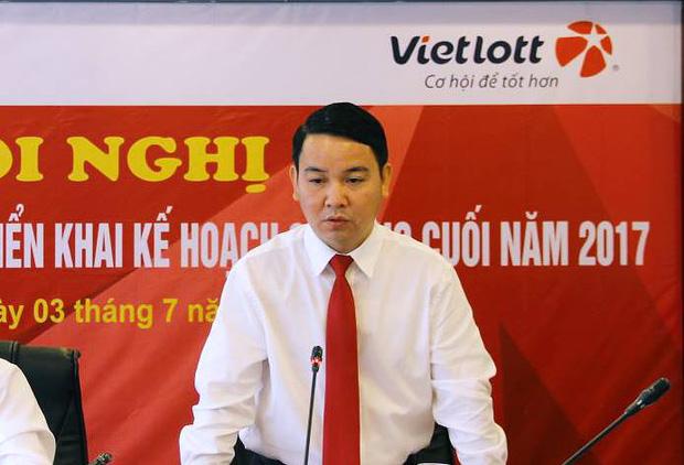 Tổng giám đốc xổ số Vietlott bất ngờ từ chức liên quan đến bê bối của Tập Đoàn Dầu Khí VN