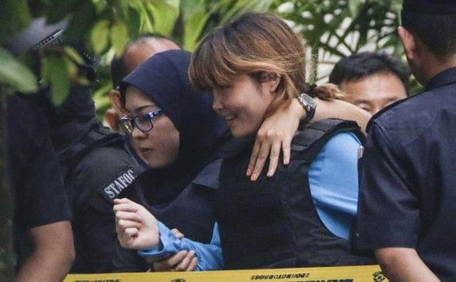 Nghi can Đoàn Thị Hương khai vô tội trước cáo buộc ám sát Kim Jong Nam