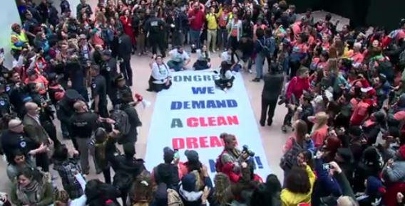 Yêu cầu Dreamer của Đảng Dân Chủ đe doạ dự luật ngân sách, đóng cửa chính phủ trong những tuần tới