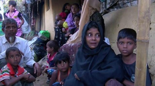 Hoa Kỳ chỉ trích việc thanh lộc sắc tộc tại Myanmar