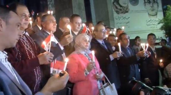 Lực lượng an ninh Ai Cập đột kích, giết 11 nghi can nổi dậy