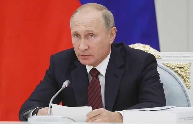 Putin chi 5 triệu Mỹ kim giúp Việt Nam bị thiệt hại vì bão Damrey