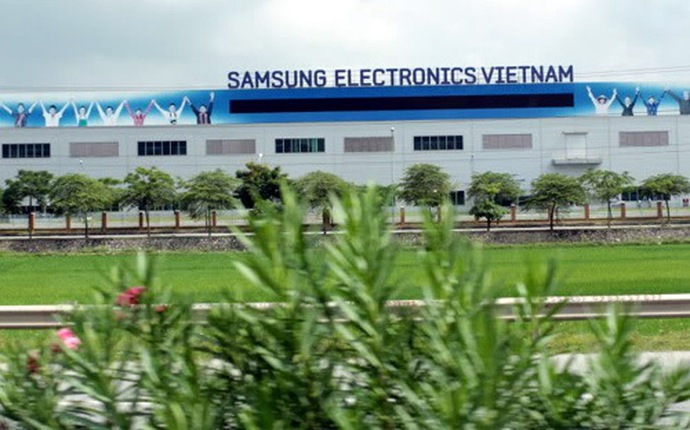 Samsung phủ nhận cáo giác buộc công nhân Việt Nam làm trong điều kiện khắc nghiệt