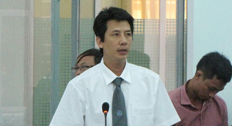 Luật sư Võ An Đôn bị xoá tên khỏi đoàn luật sư Phú Yên